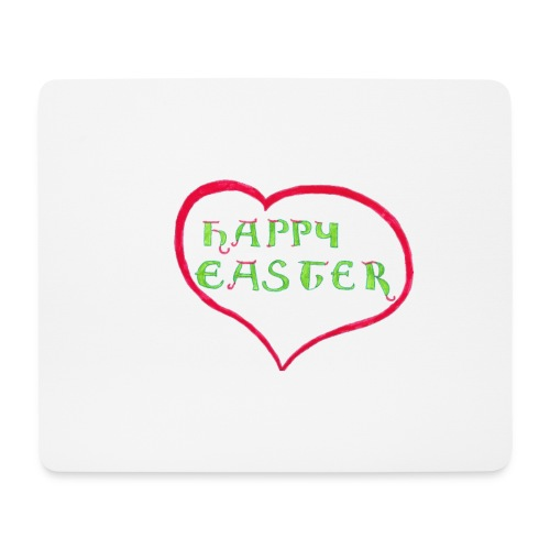 Happy Easter 3 - Mousepad (Querformat)