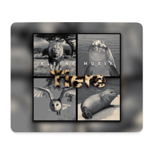 Tiere Cover jpg - Mousepad (Querformat)