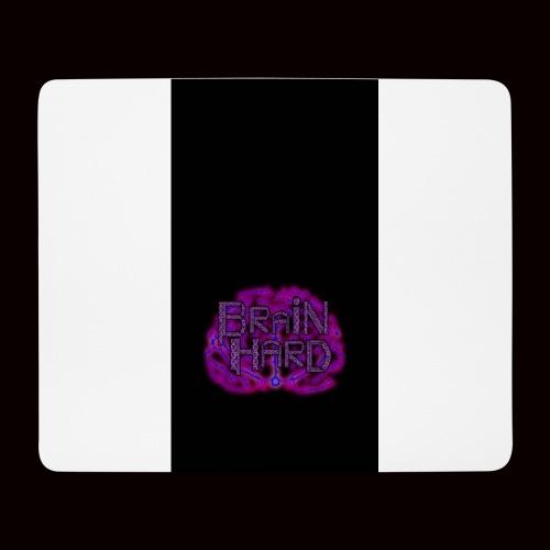 Brain Hard - Tappetino per mouse (orizzontale)