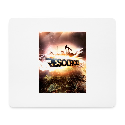RESOURCES Splash Screen - Mousepad (Querformat)