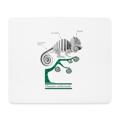 chameleo architecturalis - Tapis de souris (format paysage)