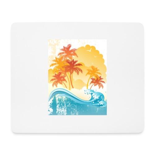 Palm Beach - Mouse Pad (horizontal)