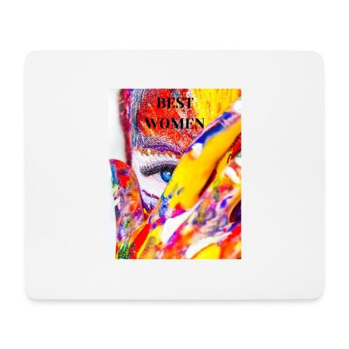 best women - Tapis de souris (format paysage)