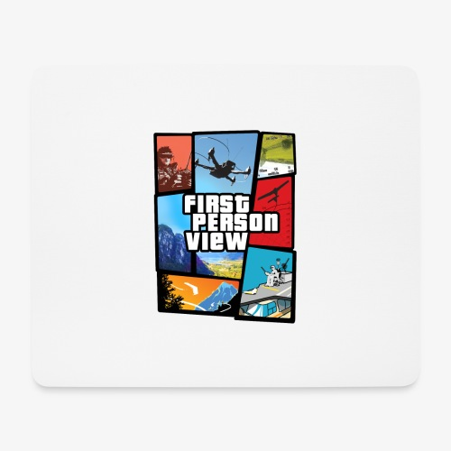 Ultimate Video Game - Mouse Pad (horizontal)