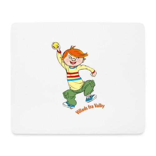 Villads fra Valby - Mousepad (bredformat)