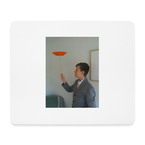 LUKEY MAGIC CIRCUS MERCH - Mouse Pad (horizontal)