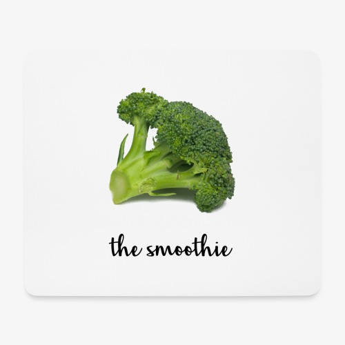Brokkoli - Mousepad (Querformat)