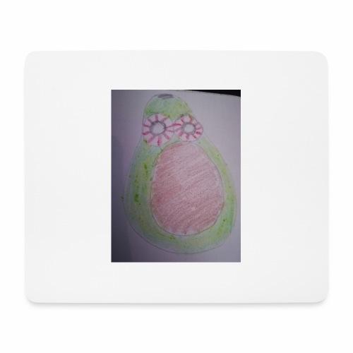 Avocado - Mousepad (Querformat)