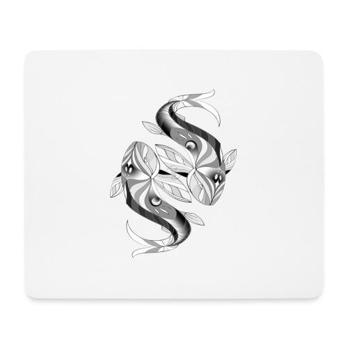 Fische Sternzeichen - Mousepad (Querformat)