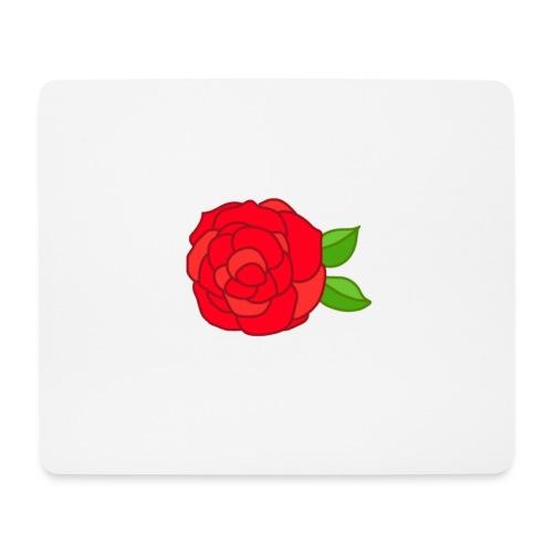 Róża - Podkładka pod myszkę (orientacja pozioma)