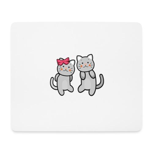 Kotki - Podkładka pod myszkę (orientacja pozioma)