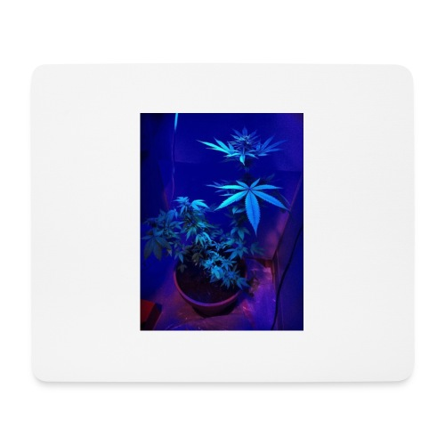 weed - Mousepad (Querformat)