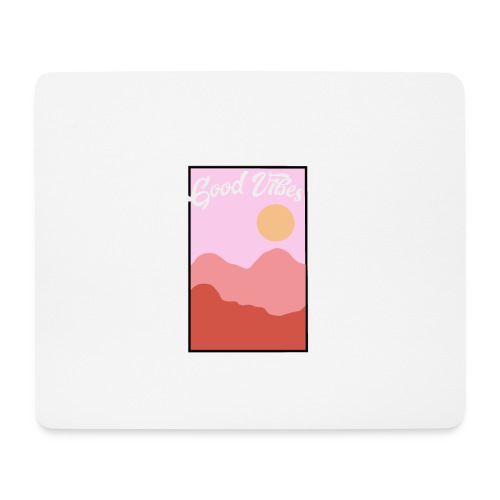 Good vibes - Muismatje (landscape)