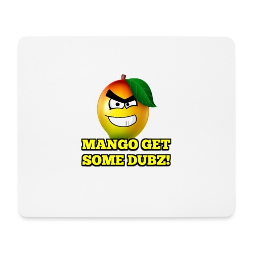 Martimert's Mango Design 1 - Mouse Pad (horizontal)