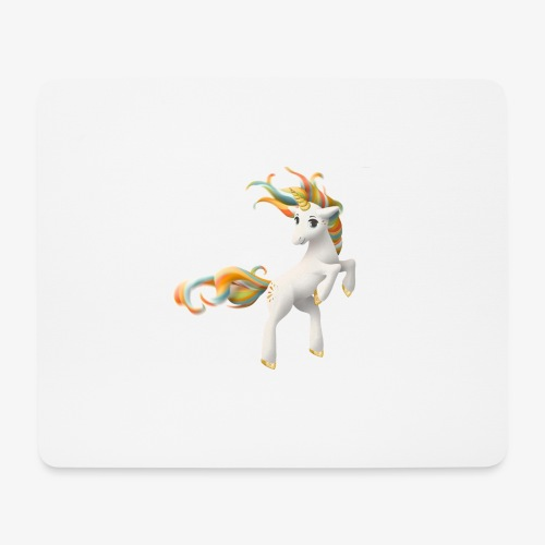 Love Unicorn - Mousepad (Querformat)