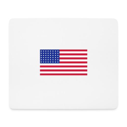 AVM 48 star flag in 3 color RGB VECTOR - Muismatje (landscape)