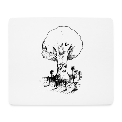 Sage Tree - Mouse Pad (horizontal)