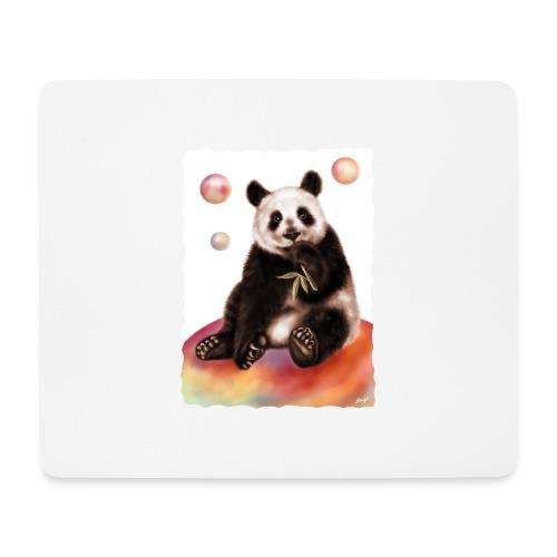 Panda World - Tappetino per mouse (orizzontale)