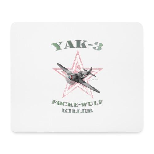 YAK n6 FWkiller15 copie2 - Tapis de souris (format paysage)