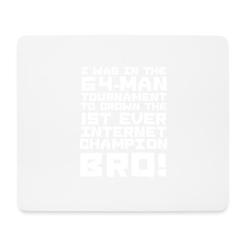internetchamp - Mouse Pad (horizontal)