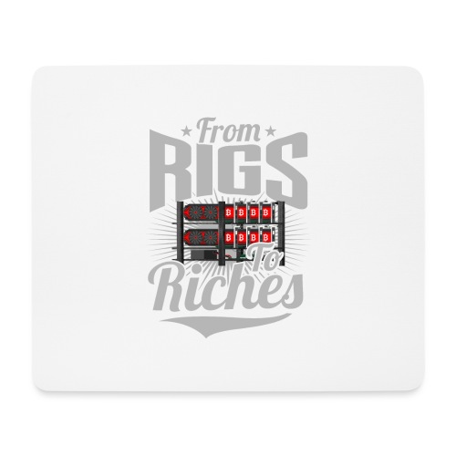From Rigs To Riches - Tapis de souris (format paysage)
