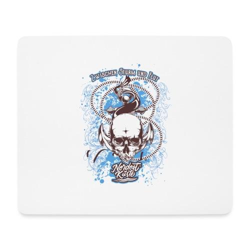 Skull Anker Design Art - Mousepad (Querformat)