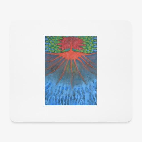Drzewo Źycia - Podkładka pod myszkę (orientacja pozioma)