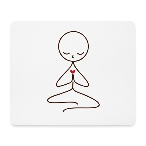 Peace & Love - Musmatta (liggande format)