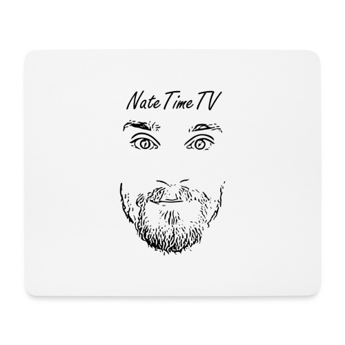 nttvfacelogo2 cheaper - Mouse Pad (horizontal)