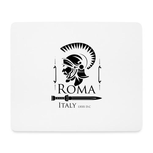 Legionario Romano con Elmetto - Tappetino per mouse (orizzontale)