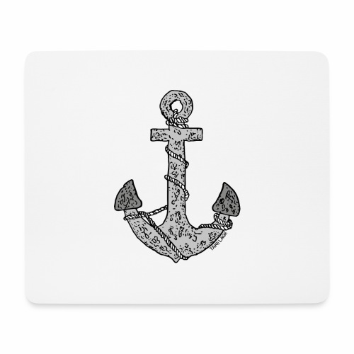 takelage anchor - Mousepad (Querformat)