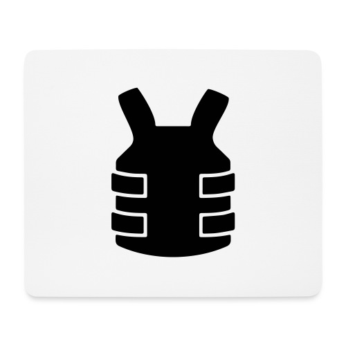 Bullet Proof Design - Mouse Pad (horizontal)