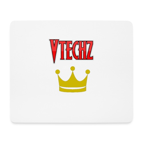Vtechz King - Mouse Pad (horizontal)