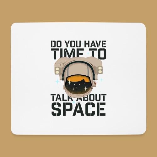Time for Space - Podkładka pod myszkę (orientacja pozioma)