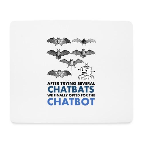 ChatBats - Tapis de souris (format paysage)