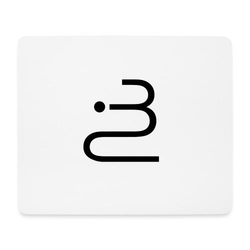 logobottega - Tappetino per mouse (orizzontale)