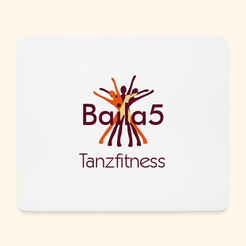 Baila5 Tanzfitness - Mousepad (Querformat)