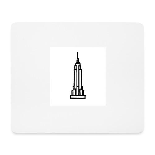 Empire State Building - Tapis de souris (format paysage)