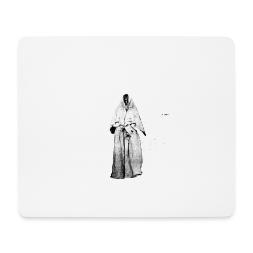 Women's Witch Print - Mouse Pad (horizontal)