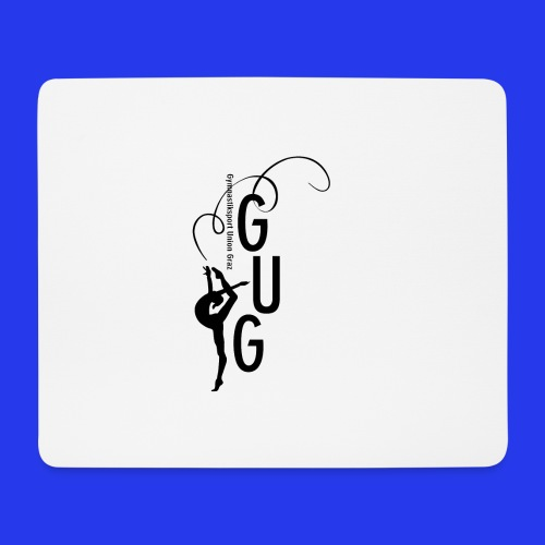 GUG logo - Mousepad (Querformat)