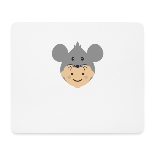 Mr Mousey | Ibbleobble - Mouse Pad (horizontal)