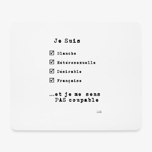 IDENTITAS Femme - Tapis de souris (format paysage)