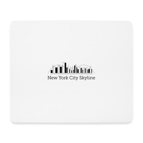 ny skyline - Mousepad (bredformat)