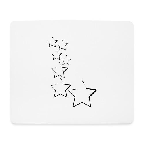 sterne - Mousepad (Querformat)