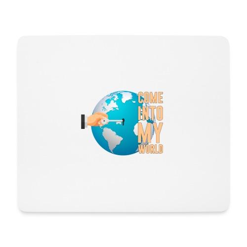 Caro cloth design - Mouse Pad (horizontal)