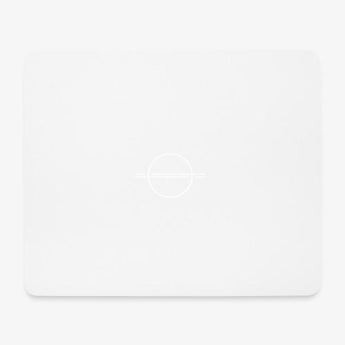 Geometrisches Design - Mousepad (Querformat)