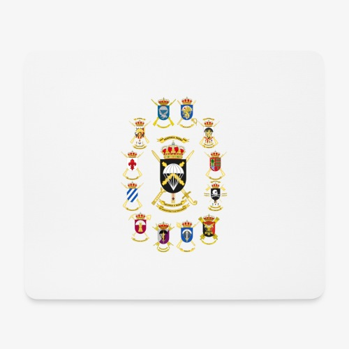 UNIDADES BRIPAC - Alfombrilla de ratón (horizontal)
