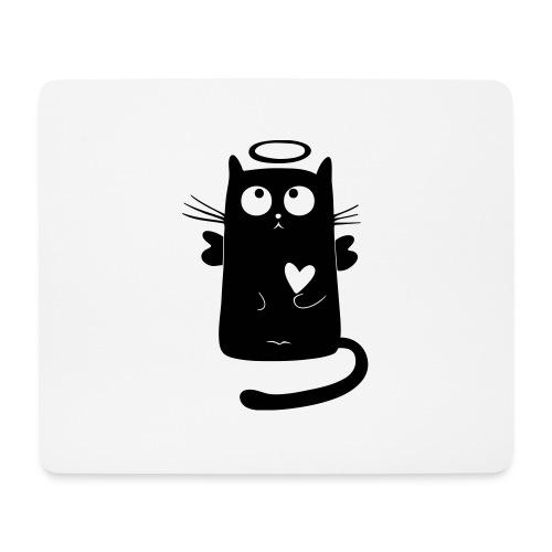 Engels-Katze - Mousepad (Querformat)