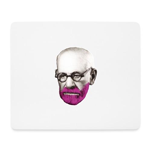 Pink Freud - Mouse Pad (horizontal)