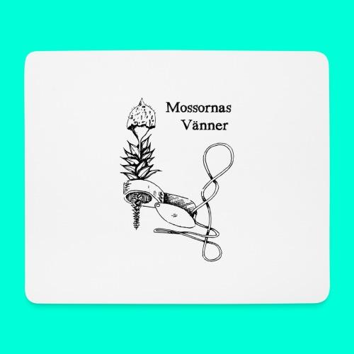 mossvanner - Musmatta (liggande format)